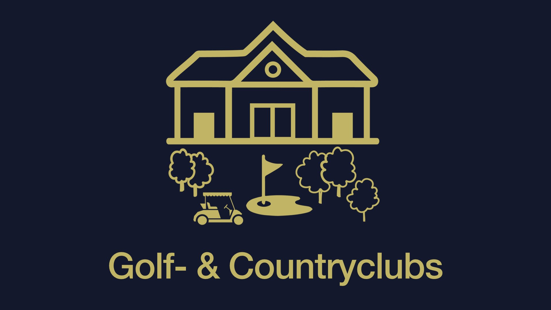 Golf- & Countryclubs